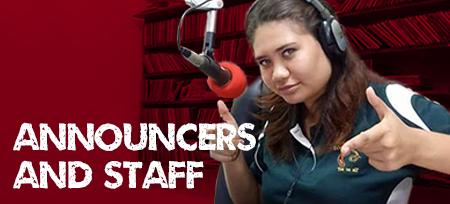 Radio Announcers - 100.7 FM Radio 4US Rockhampton